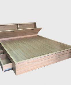 Giường ngủ ngăn kéo đầu giường