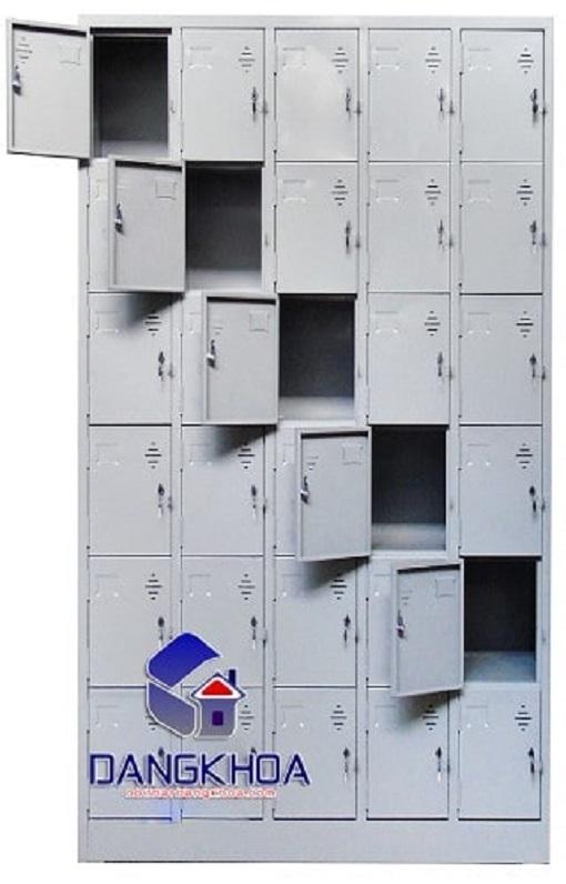 Công dụng của tủ locker là vô cùng lớn